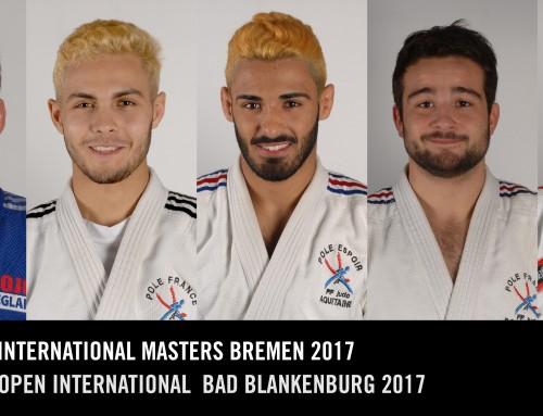 tournois internationaux cadets et juniors – Bald et breme allemagne