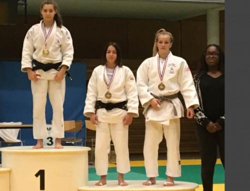 Résultats Championnat Gironde minimes et Tournoi de Lormont cadets
