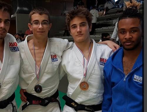 Championnat de Gironde Juniors 2017