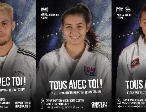 Championnat de France cadette et Coupe d'Europe juniors