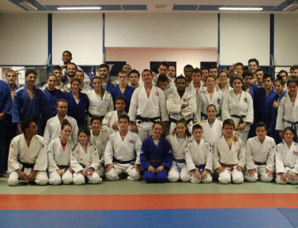 Retour en images de l'accueil du club  Helios Judo – Saragosse Espagne