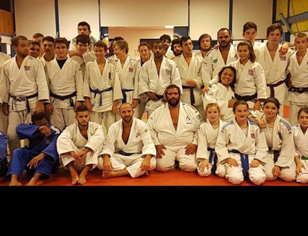 SGS judo : les champions de France par équipe sur le tatami béglais
