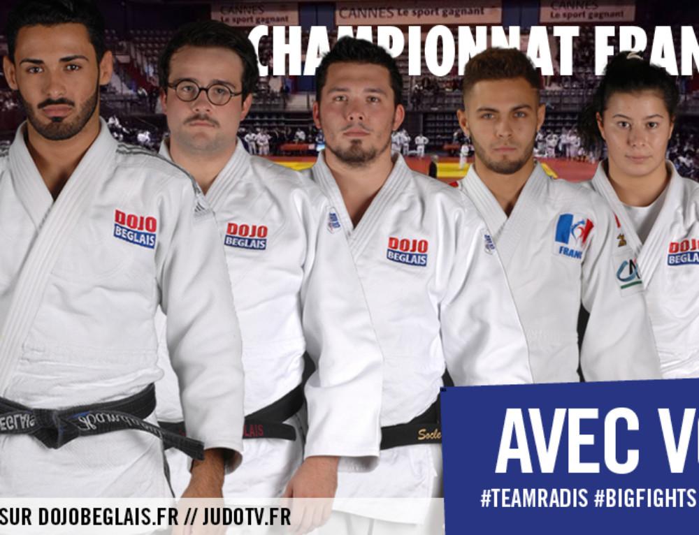Championnat de France seniors 1D