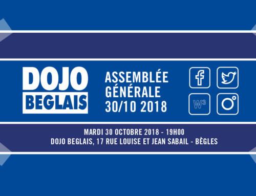 Assemblée générale octobre 2018
