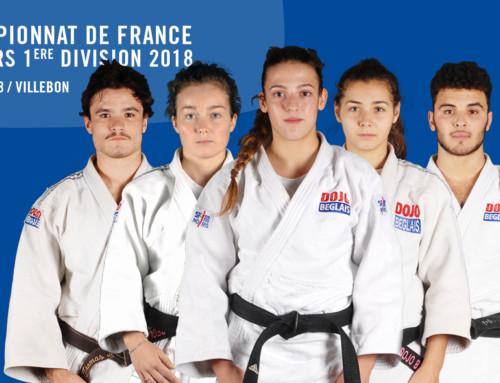 Championnat de France individuel juniors 1D